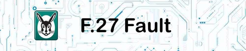 Vaillant ecotec F27 fault code – Vaillant Boiler Repairs